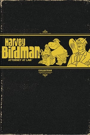 Image Harvey Birdman, Attorney at Law