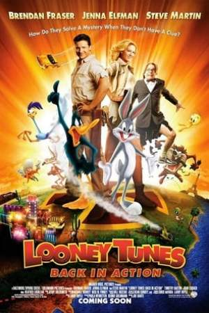 Image Looney Tunes: Back in Action
