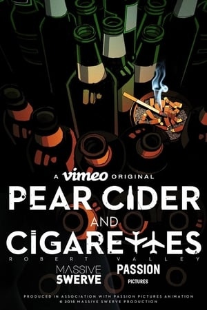 Image Pear Cider and Cigarettes