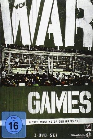 Image WCW War Games: WCW's Most Notorious Matches