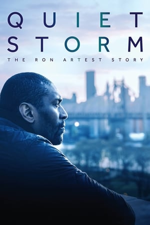Image Quiet Storm: The Ron Artest Story