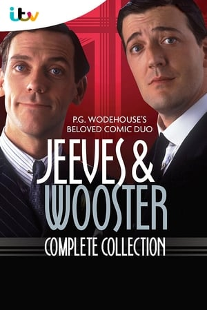 Image Jeeves and Wooster