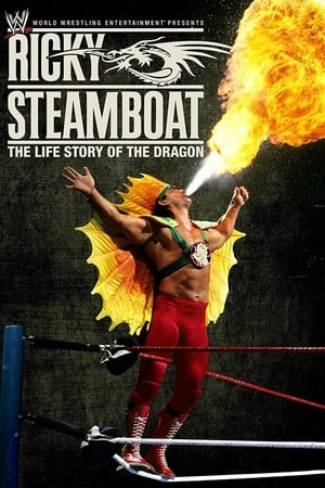 Image WWE: Ricky Steamboat - The Life Story of the Dragon