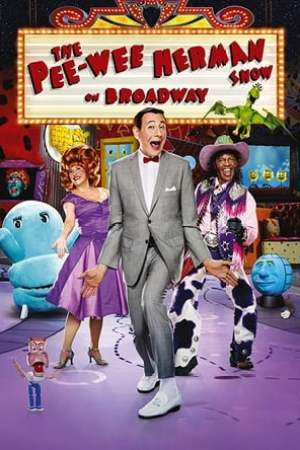 Image The Pee-Wee Herman Show on Broadway