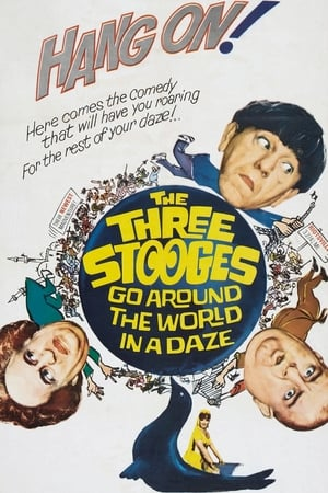 Image The Three Stooges Go Around the World in a Daze