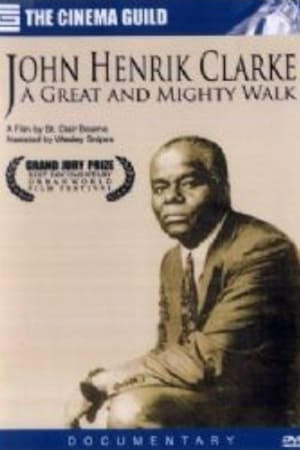 Image John Henrik Clarke: A Great and Mighty Walk