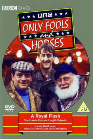 Image Only Fools and Horses - A Royal Flush