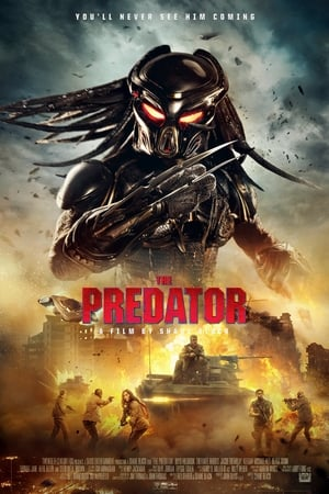 poster The Predator