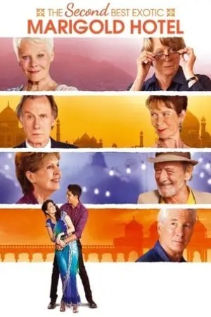 Image The Second Best Exotic Marigold Hotel