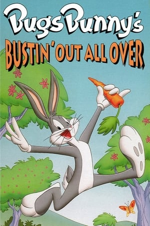 Image Bugs Bunny's Bustin' Out All Over