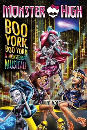 Image Monster High: Boo York, Boo York