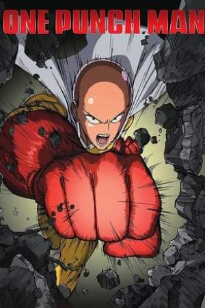 poster One-Punch Man