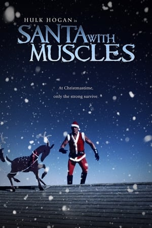 Image Santa with Muscles