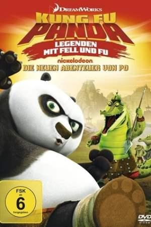 Image Kung Fu Panda: Legends of Awesomeness (Good Croc, Bad Croc)