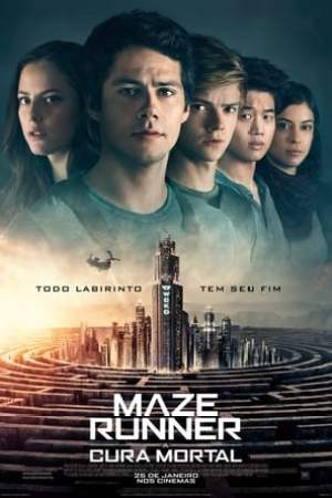 Image Maze Runner: The Death Cure