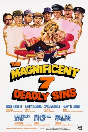 Image The Magnificent Seven Deadly Sins