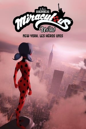 poster Miraculous World: New York, United HeroeZ