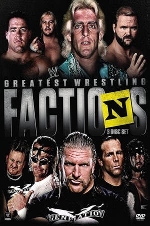 Image WWE Greatest Wrestling Factions