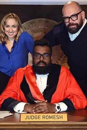 Judge Romesh