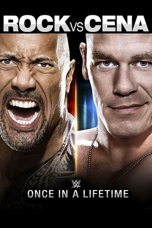 Image WWE: The Rock vs John Cena: Once in a Lifetime