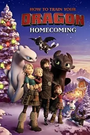 Image How to Train Your Dragon: Homecoming