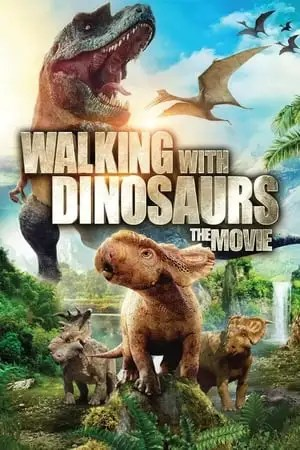 Image Walking with Dinosaurs