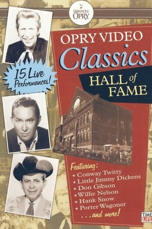 Opry Video Classics - Hall of Fame