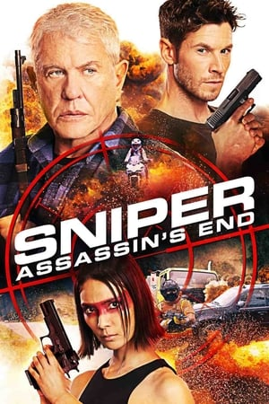 poster Sniper: Assassin's End