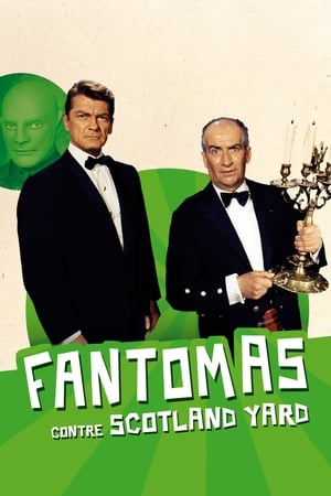 Image Fantomas vs. Scotland Yard