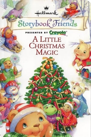 Image Storybook Friends: A Little Christmas Magic