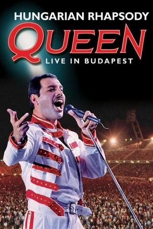 Image Hungarian Rhapsody: Queen Live in Budapest