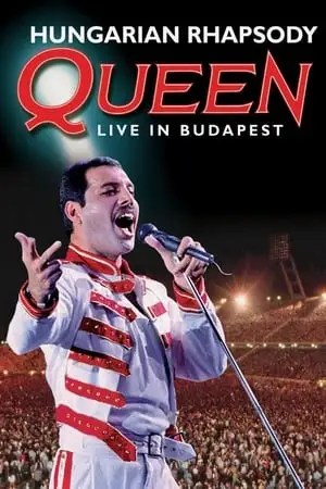 Image Queen: Live in Budapest - Hungarian Rhapsody