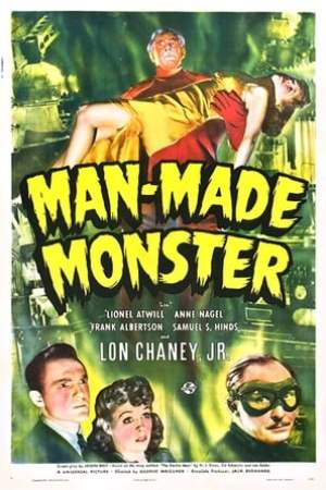 Image Man Made Monster