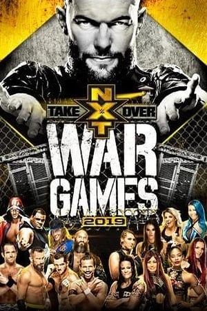 Image NXT TakeOver: WarGames