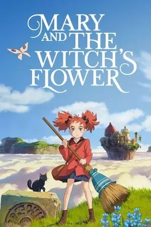 Image Mary and the Witch's Flower