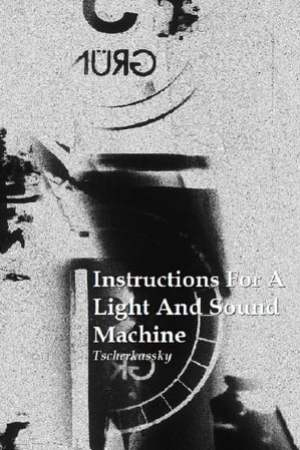 Image Instructions for a Light & Sound Machine