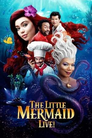 Image The Little Mermaid Live!