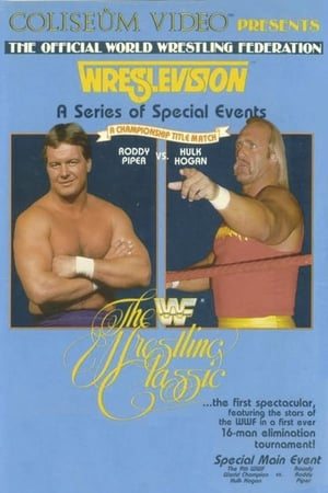 Image WWE The Wrestling Classic