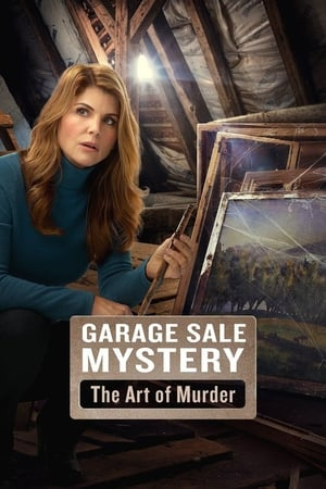 Image Garage Sale Mystery: The Art of Murder