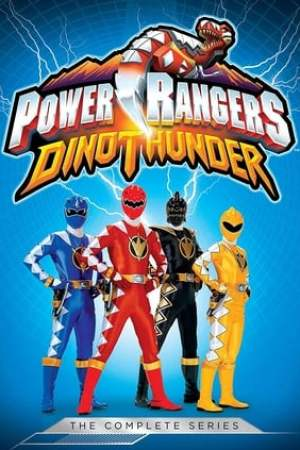 Image Power Rangers Dino Thunder