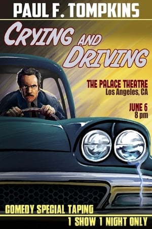 Image Paul F. Tompkins: Crying and Driving
