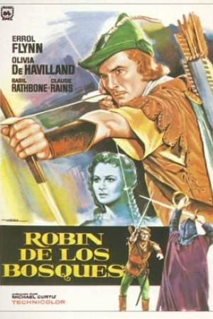 Image The Adventures of Robin Hood
