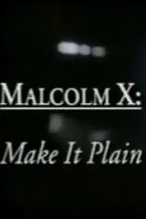 Image Malcolm X: Make It Plain