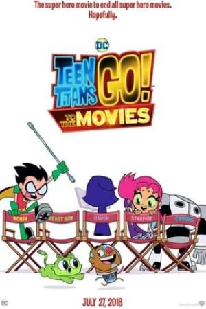 Image Teen Titans Go! To the Movies