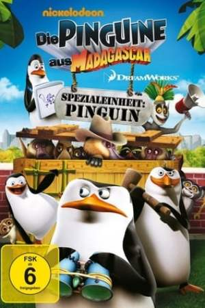 Image The Penguins of Madagascar: New to the Zoo