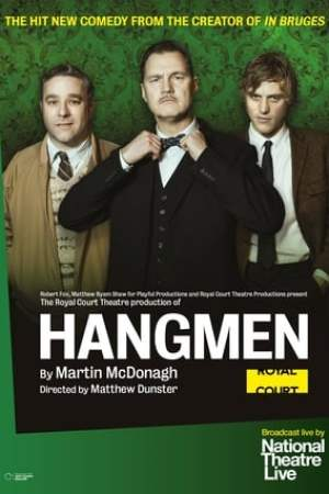 Image National Theatre Live: Hangmen