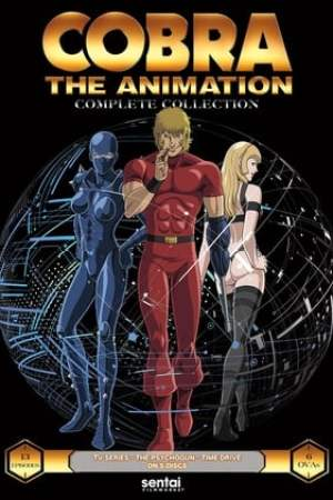 Image Cobra The Animation: Time Drive