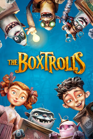 Image The Boxtrolls