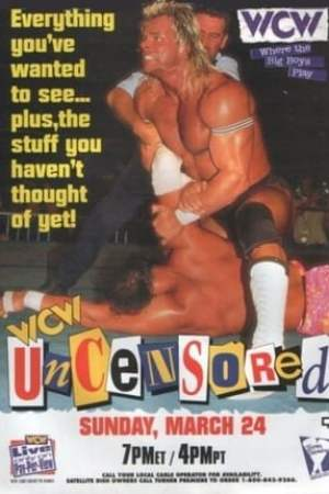 Image WCW Uncensored 1996