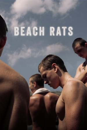 Poster Movie Beach Rats 2017